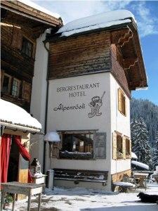 Alpenrosli Klosters, Switzerland