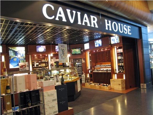 Caviar House Zurich Airport