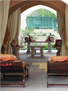 Ayjuverda spa, TheBodyHoliday, St. Lucia