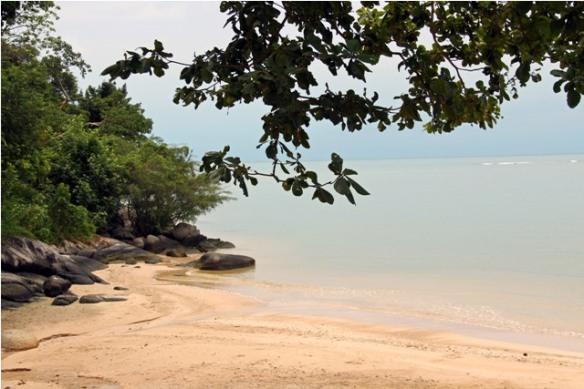 Kamalaya beach, Koh Samui, Thailand