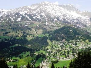 Lenzerheide, Switzerland