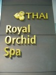 Thai Royal Orchid Spa, Bangkok Airport