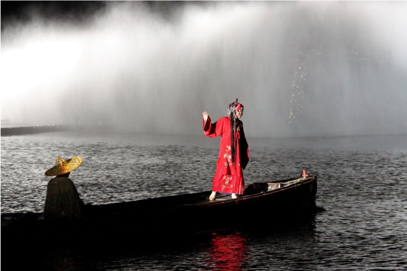 Impression West Lake by Zhang Yimou