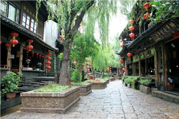Dayan - Lijiang old town