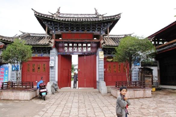 Primary school in Lijiang