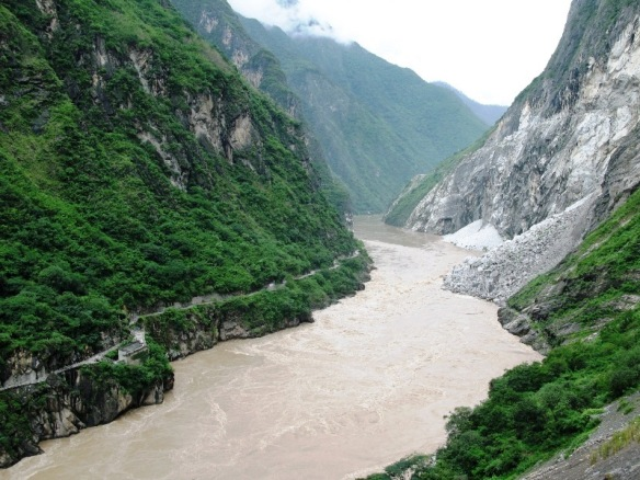 Tiger Leaping Gorge, China