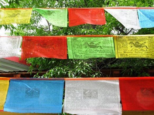 monastery flags