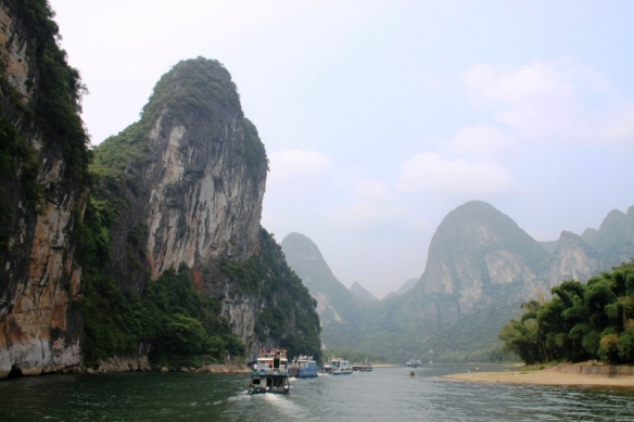Guiling - Li River cruise