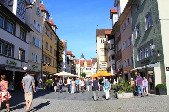 Lindau old town, Bodensee, Germany