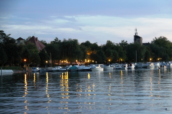 Lindau by night