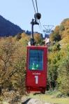 Little Gondola on to the bergstation