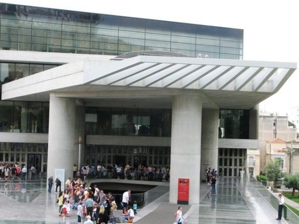 Acropolis Museum - the modern gateway to history of Athens