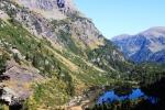 Murgsee walk - alpine lake