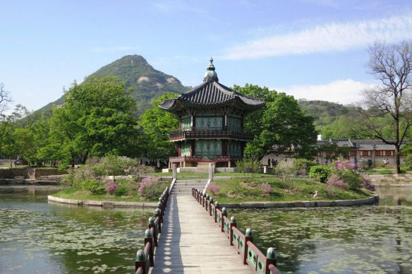 Gyeongbok Royal palace