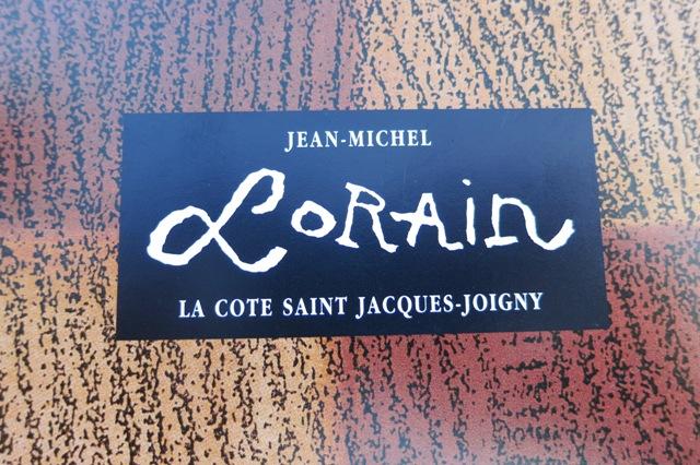 La Côte Saint Jacques in Joigny, France