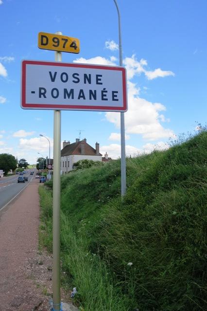 Vosne Romanee, Burgundy