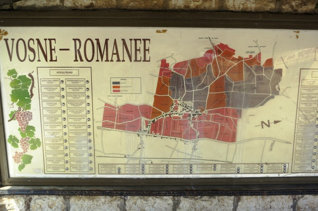 Vosne-Romanee, Burgundy, France
