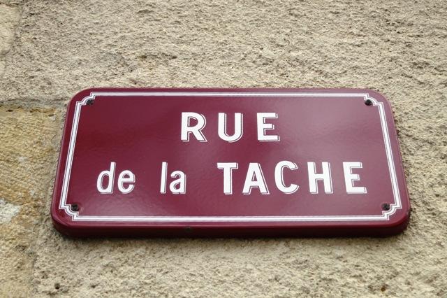 Rue de la Tache, Vosne-Romanee, Burgundy, France