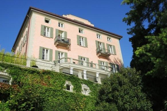 Boutique hotel Villa Vittoria Lake Como, Italy